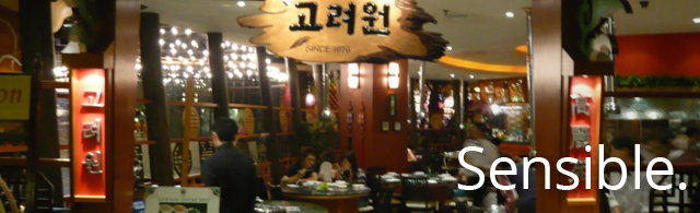 Korean Restaurant POS software
