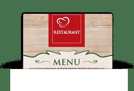 menu - Restaurant POS System